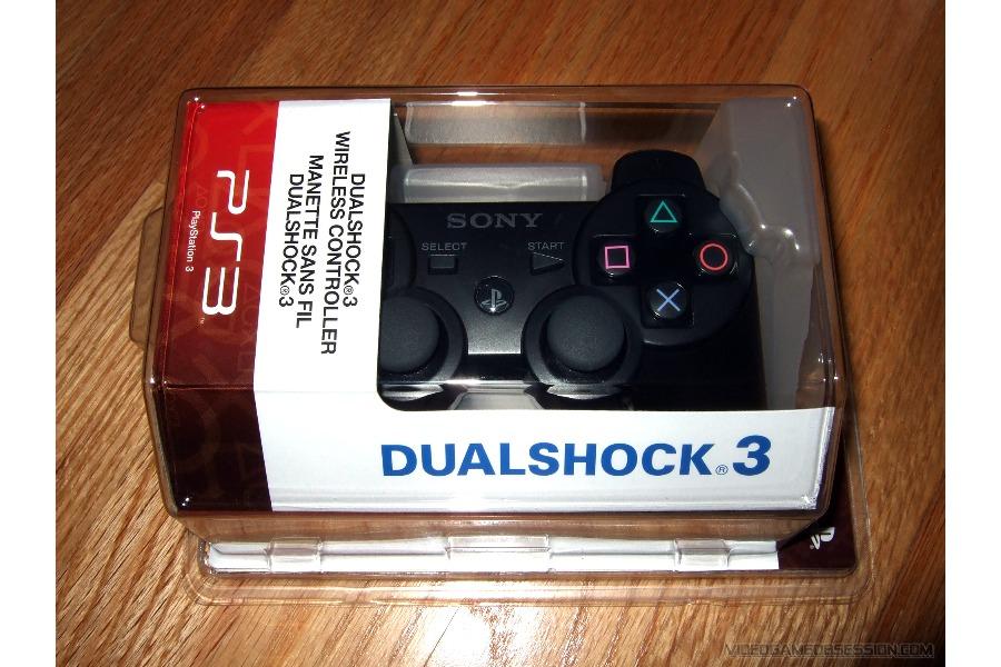 Dualshock 3 – как отличить подделку
