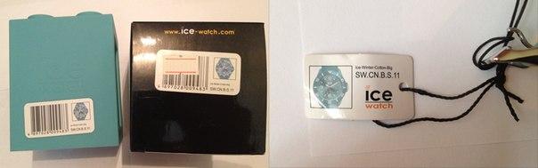 часы ice watch как отличить оригинал от подделки November 21, 2007