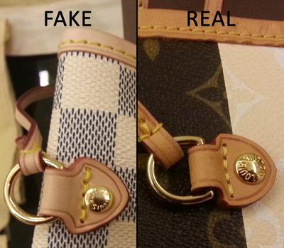9126c0560fa0 Сумки Louis Vuitton  отличие оригинала от подделки - Портал ...