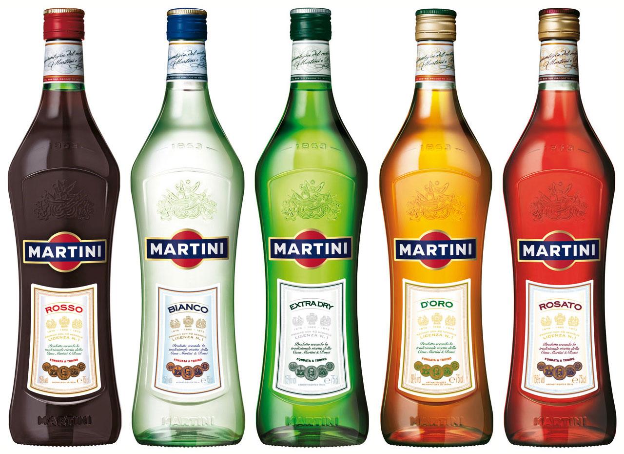 С чем можно пить мартини розато