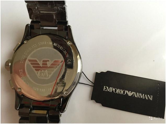 цикл как отличить оригинальные часы emporio armani может поднять вас