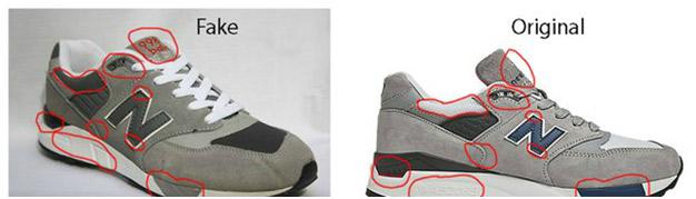 8dfad1e0 Как не прогадать и купить оригинальные кроссовки New Balance ...