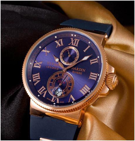 Часы мужские ulysse nardin копии